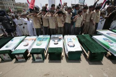 Két év óta először tarthatnak ENSZ-békekonferenciát a jemeniekkel, erre nem engedik oda eljutni a lázadókat