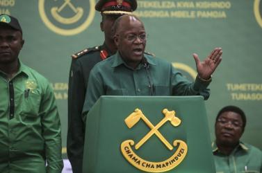 Elhunyt Joseph Magufuli tanzániai elnök, az afrikai kontinens egyik legismertebb koronavírus-szkeptikusa