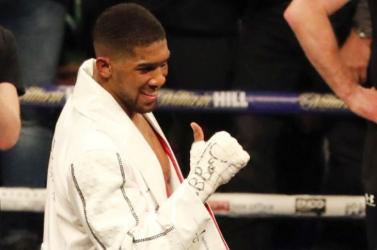 Anthony Joshua júniusban Kubrat Pulev ellen bokszol