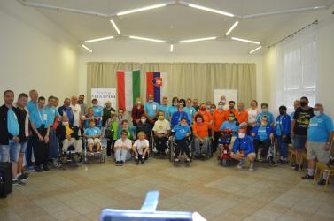 Nagypaka: sport- és egészségmegőrző-nap emlékplakettel