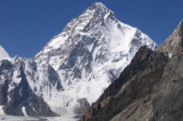 Eltűnt hegymászókat keresnek a K2 hegycsúcson