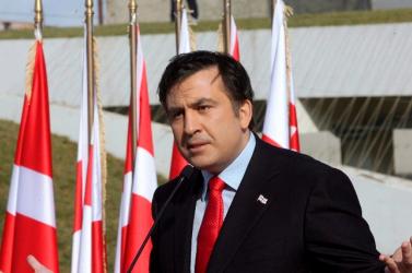 Szaakasvili éhségsztrájkot kezdett a fogdában