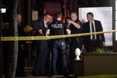 Lövöldözés volt egy kaliforniai irodaházban, többen meghaltak, köztük egy gyermek is életét vesztette