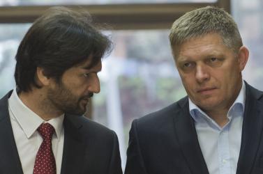 Fico még a Smert is elásná, csak hogy védje Kaliňákot?