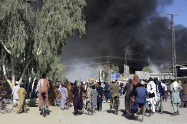 Robbantásos merényletet követtek el tálib tisztségviselők ellen, többen meghaltak