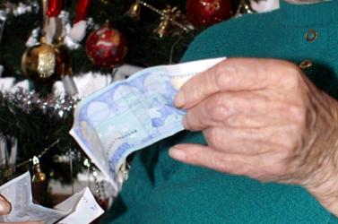 Duplájára növekszik a karácsonyi nyugdíj-kiegészítés összege