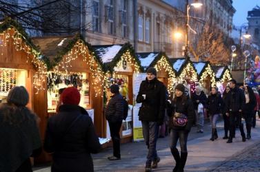 Hat tonna szemét keletkezett a poprádi karácsonyi vásárban