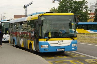 Szerdán ingyenes a tömegközlekedés Kassán