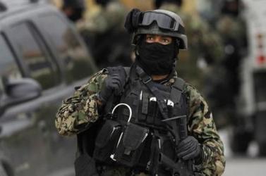 Több mint kétszáz bandatagot vettek őrizetbe Kolumbiában