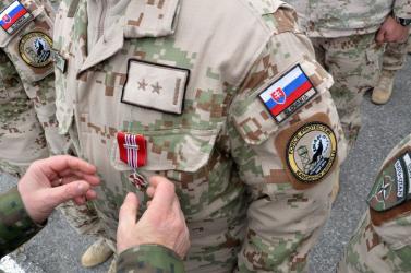 Kezdődik a tartalékos katonák kiképzése Tőketerebesen