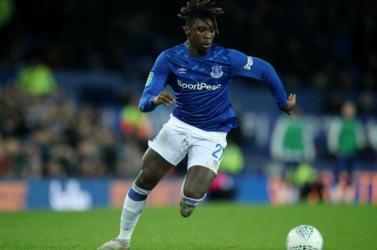 Ancelotti türelemre int az Everton fiatal támadójával kapcsolatban