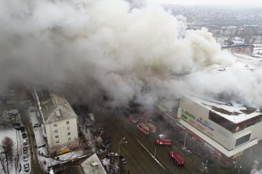 Oroszország a kemerovói katasztrófa áldozatait gyászolja