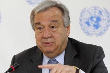Az ENSZ-főtitkár éghajlati vészhelyzet elrendelésére kérte az országokat