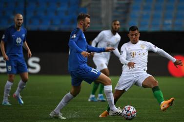 BL-selejtező: A Ferencváros hatgólos döntetlent játszott Norvégiában