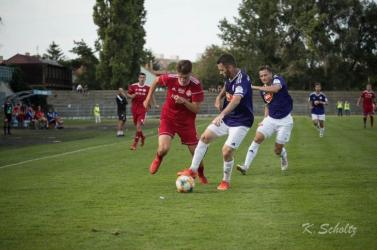 II. labdarúgóliga, 13. forduló, szombati mérkőzések: Vendéglátóként buktak, ismét gólképtelenek voltak a komáromiak