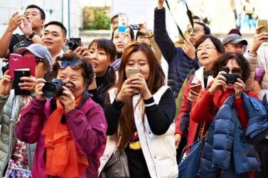 A szlovák GDP másfélszeresét költötték el tavaly turistaként külföldön a kínaiak