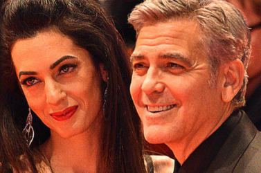 George Clooney harcba szálltOrbánnal