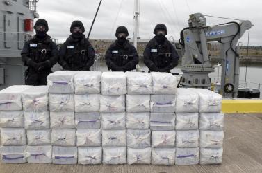 Mintegy 300 kilogramm kokaint foglaltak le Rotterdam kikötőjében
