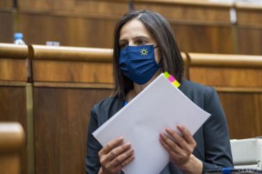 Az ellenzék indítványozza Kolíková leváltását