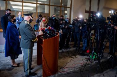 Így történt a szörnyűség a magánzárkában - Nem hibázott a fegyőrség, de az országos igazgató lemond Lučanský öngyilkossága miatt