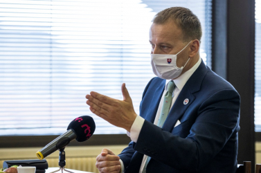 Boris Kollár vizsgálatot rendelt el e szlovák közmédiánál, miután felmerült a cenzúra gyanúja