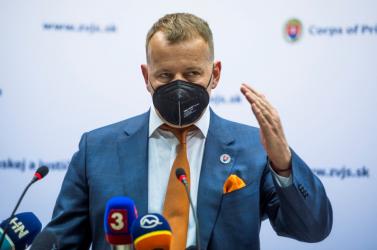 Boris Kollár elismerte, hogy saját emberük juttatta eszükbe, milyen kemény is a börtön