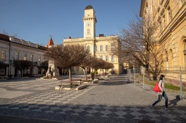 Komáromban 271 ezer eurót költöttek az nyugdíjasotthon épületének felújítására