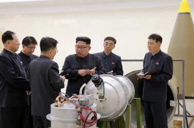 Észak-Korea hamarosan akár atombombát is dobhatna az USA-ra
