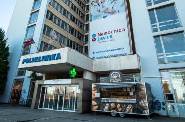 136 000 euróból újítják fel a betegszobákat a lévai kórházban