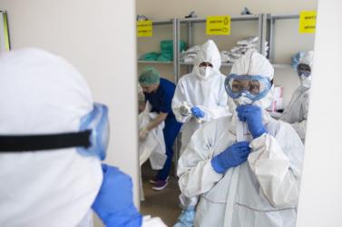 Romániában a gyerekeket sem kíméli a járvány harmadik hulláma