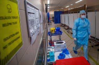 Koronavírus - A pénteki rekord után szombaton is sokan haltak meg Magyarországon