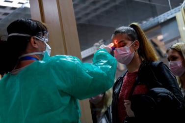 A koronavírus-fertőzöttek számának eddigi legnagyobb napi növekedését regisztrálták Japánban