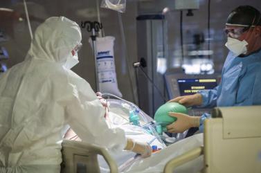 Meghaladta az egymilliót Európában a járvány halottainak száma