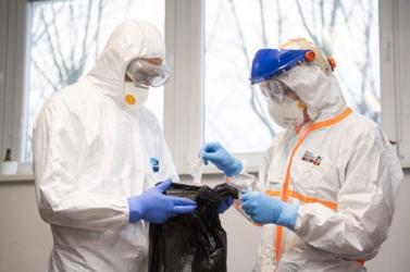 Ukrajnában megint rekordot döntött az új koronavírus-fertőzöttek napi száma