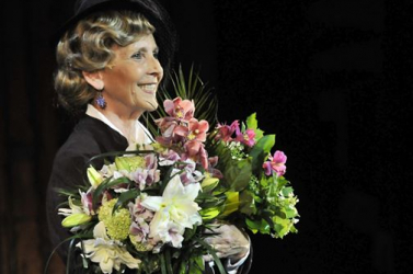 ElhunytKovács Zsuzsa, a Budapesti Operettszínház Jászai Mari-díjas színművésze