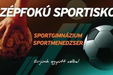 A dunaszerdahelyi Középfokú Sportiskola továbbra is várjaatanulók jelentkezését