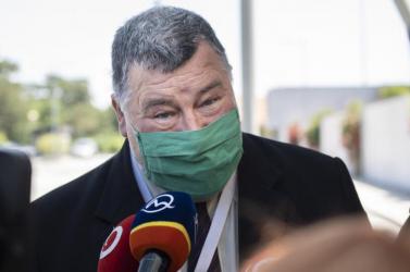 Berekesztették a központi válságstáb ülését: Krčméry és Mikulec szavai komoly változásokra engednek következtetni