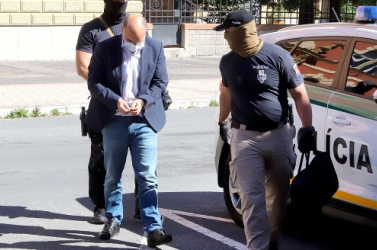 Bödör mellett a pénzmosással gyanúsított vállalkozó is rács mögött marad