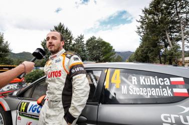 Robert Kubica szívesen visszatérne a Forma–1-be