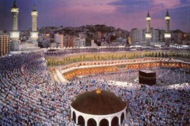 Megkezdődött a mekkai zarándoklat