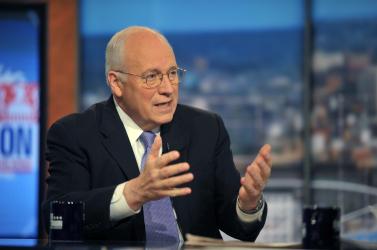 Cheney szerint kevésbé biztonságos Obamával az USA