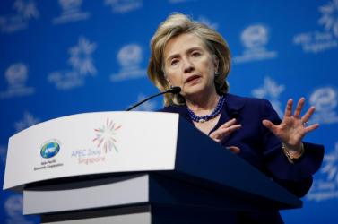 Hillary Clinton: A csehek és szlovákok valóra váltották Masaryk vízióját