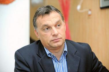 Orbán Viktor mentelmi jogának megvonásáról tárgyal a Ház