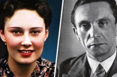 Bemutatták Joseph Goebbels és egy cseh színésznő viszonyáról készített filmet