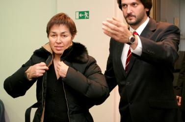 Belügyminisztériumi vizsgálat a kazah újságírónő ügyében