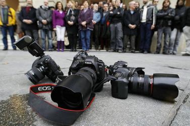 Idén gyilkolták meg a legtöbb újságírót