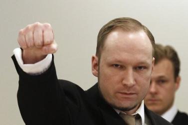 Felvették az egyetemre a tömeggyilkos Breiviket