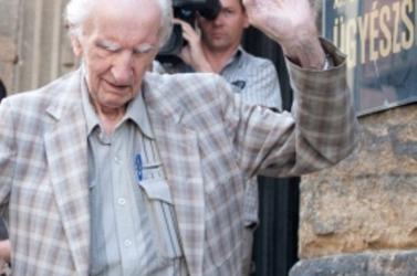 Meghalt a háborús bűnökkel vádolt Csatáry László