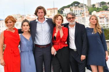 Cannes - Őszintén vallott a keddi botrányról Kristóf György és stábja