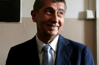 Lemondott az Andrej Babiš vezette cseh kormány
